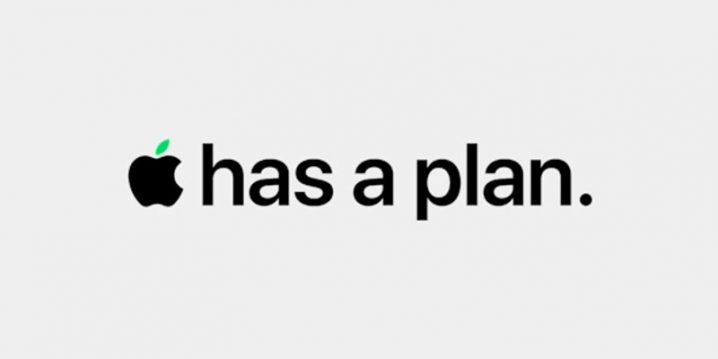 Apple has a plan