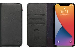 Decoded Leather Wallet for iPhone 12 12 Pro