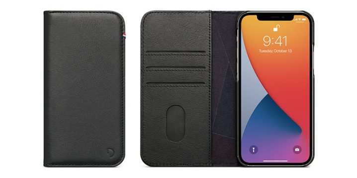 Decoded Leather Wallet for iPhone 12|12 Pro