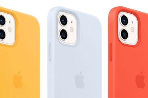 MagSafe対応iPhone 12 | iPhone 12 Proシリコーンケース