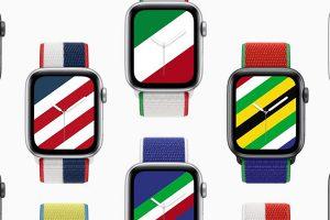 Apple Watchインターナショナルコレクションスポーツループ