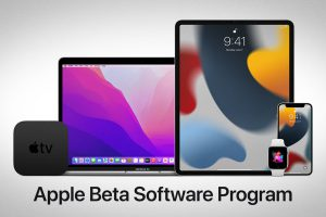 Appleベータソフトウェアプログラム