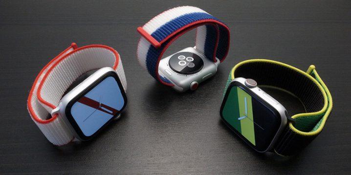 Apple Watchバンド インターナショナルコレクション スポーツループ