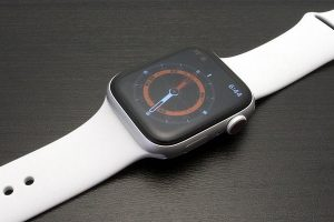 Apple Watchの傾斜測定機能