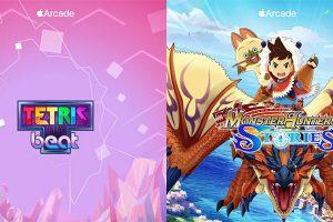 Tetris Beat と モンスターハンター ストーリーズ+