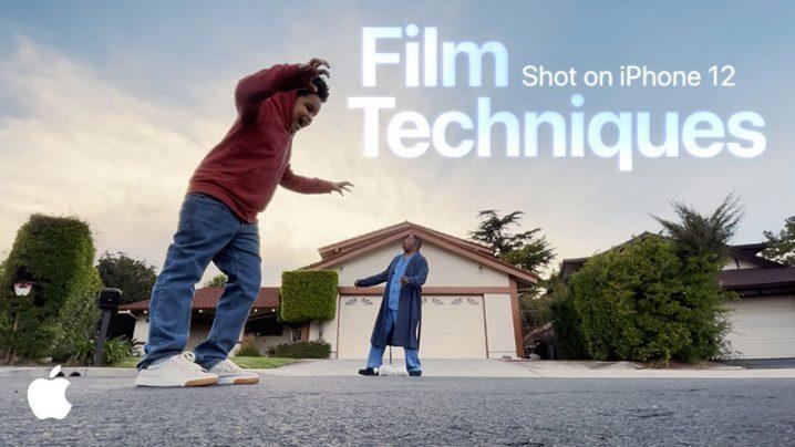 Shot on iPhone. Film Techniques