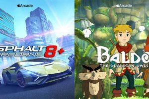 アスファルト8:Airborne+とBaldo