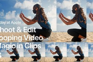 Shoot and Edit Looping Video Magic in Clips with Romain Laurent