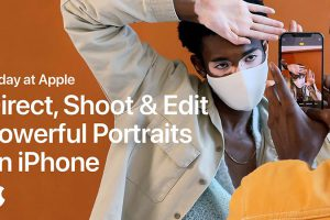 Direct, Shoot, and Edit Powerful Portraits on iPhone