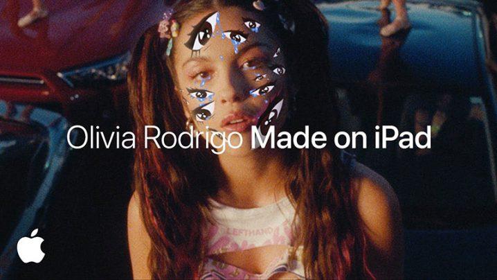 Olivia Rodrigo | Made on iPad