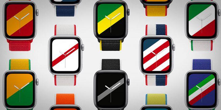 Apple Watch用バンド インターナショナルコレクションスポーツループ