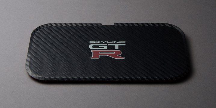 ワイヤレスチャージングトレー日産スカイラインGT-R