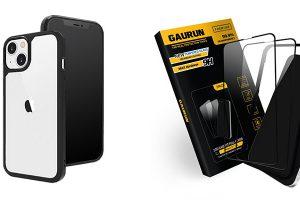 ガウランのiPhone 13用ケースとフィルム