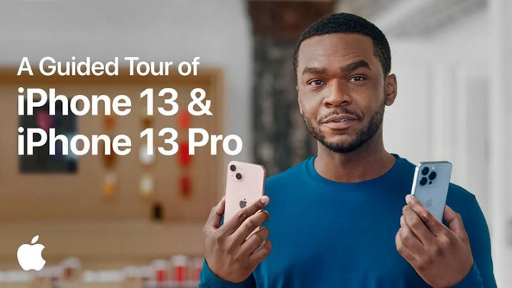A Guided Tour of iPhone 13 & iPhone 13 Pro