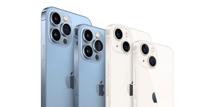 iPhone 13/13 Proシリーズ