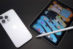 iPhone 13 ProとiPad mini(第6世代)