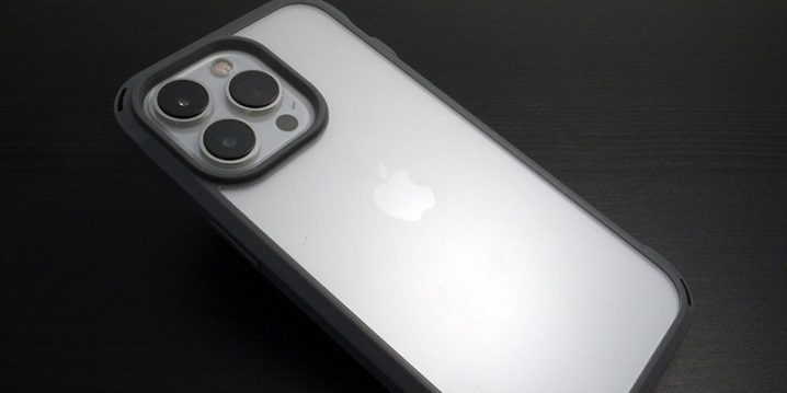 Simplism iPhone 13 Pro GRAV 衝撃吸収ハイブリッドケース