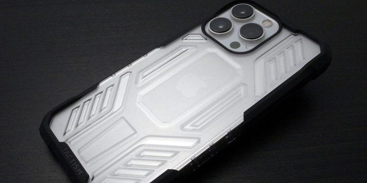 iPhone 13 Pro用ケース TACTISM オペレーター