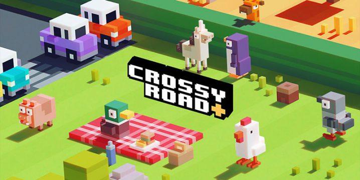 Crossy Road+