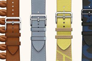 Apple Watch用Hermèsストラップ