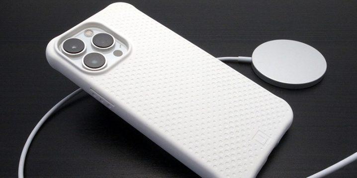 U by UAG iPhone 13 Pro用ケース DOT MagSafe