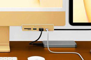HyperDrive USB-C Hub for iMac 24インチ